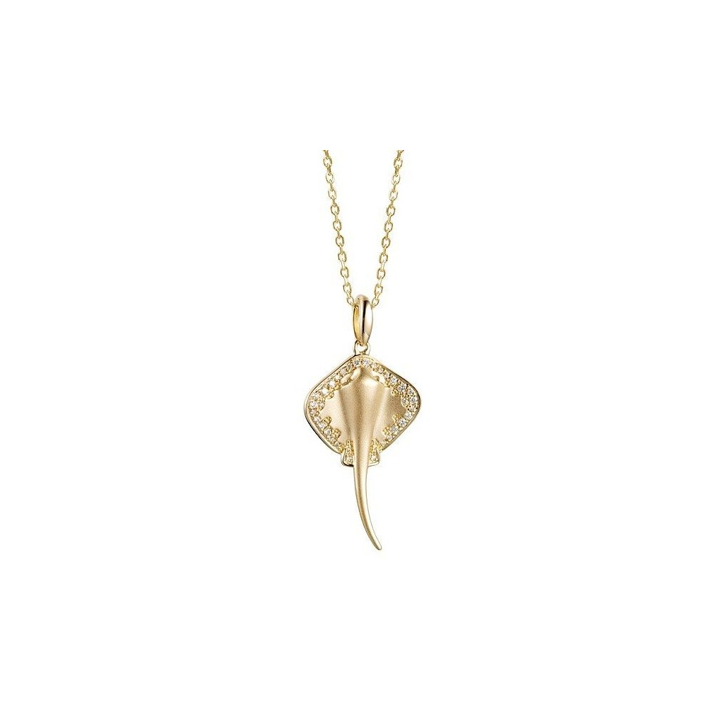 GOLD SEA LIFE COLLECTION - STINGRAY
