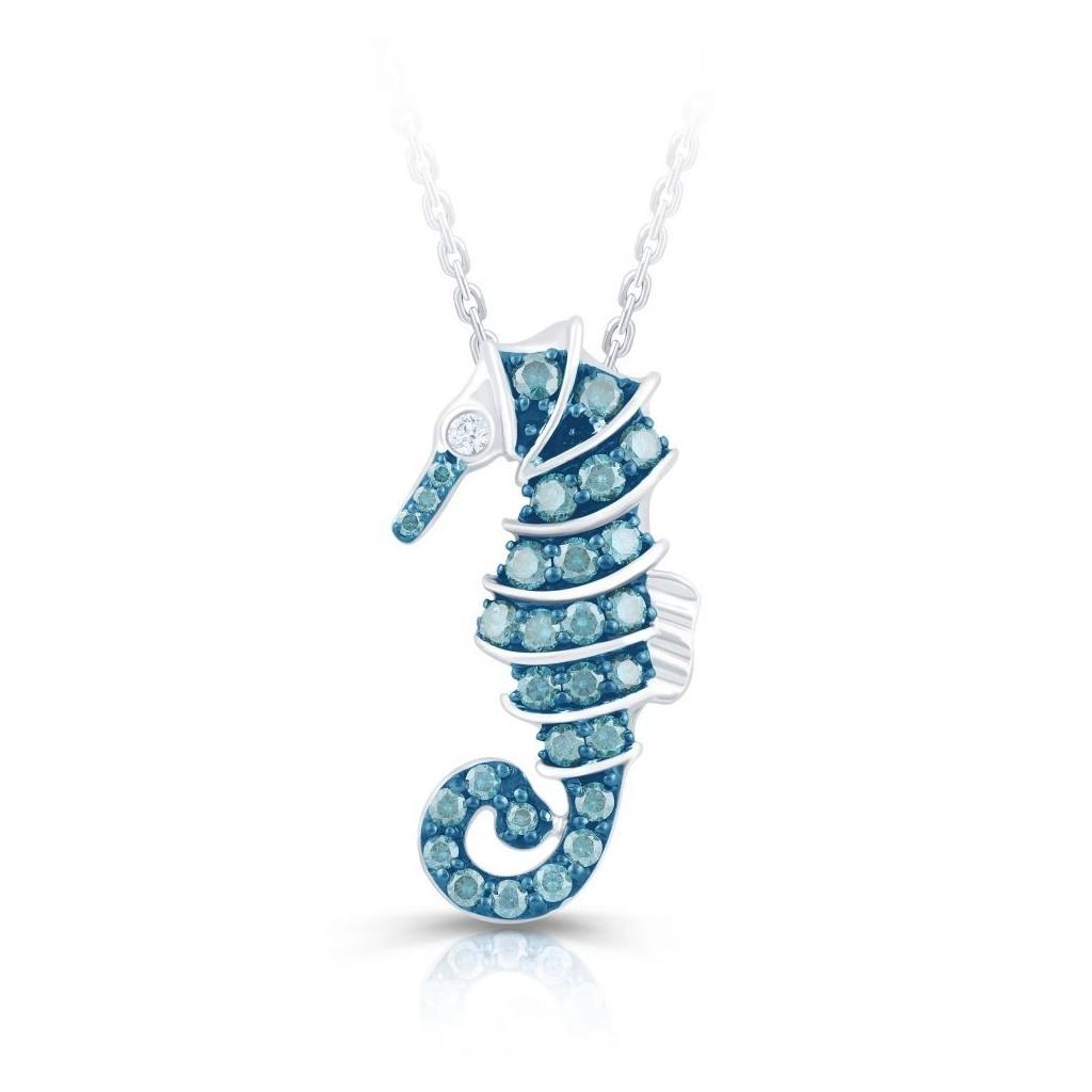 Blue Diamond Sea LIfe Collection - Seahorse