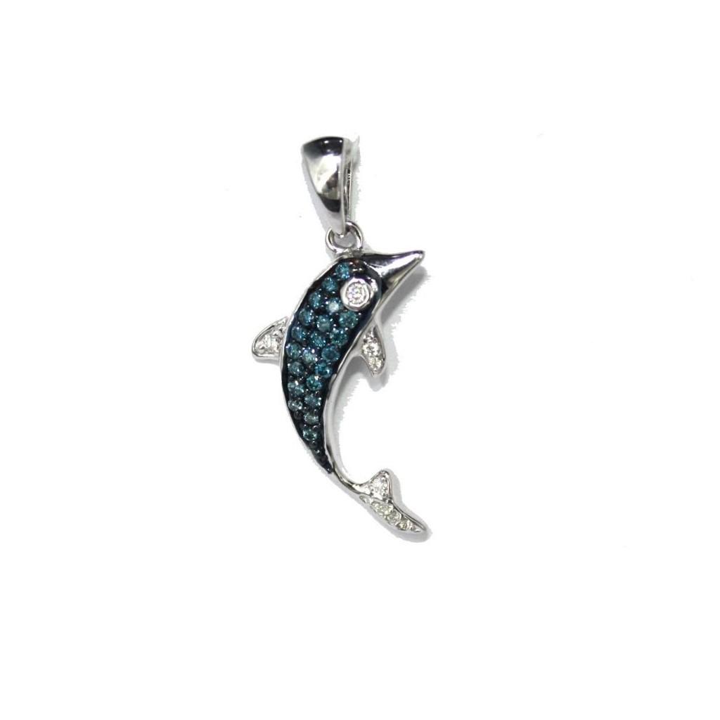 Blue Diamond Sea Life Collection - Dolphin