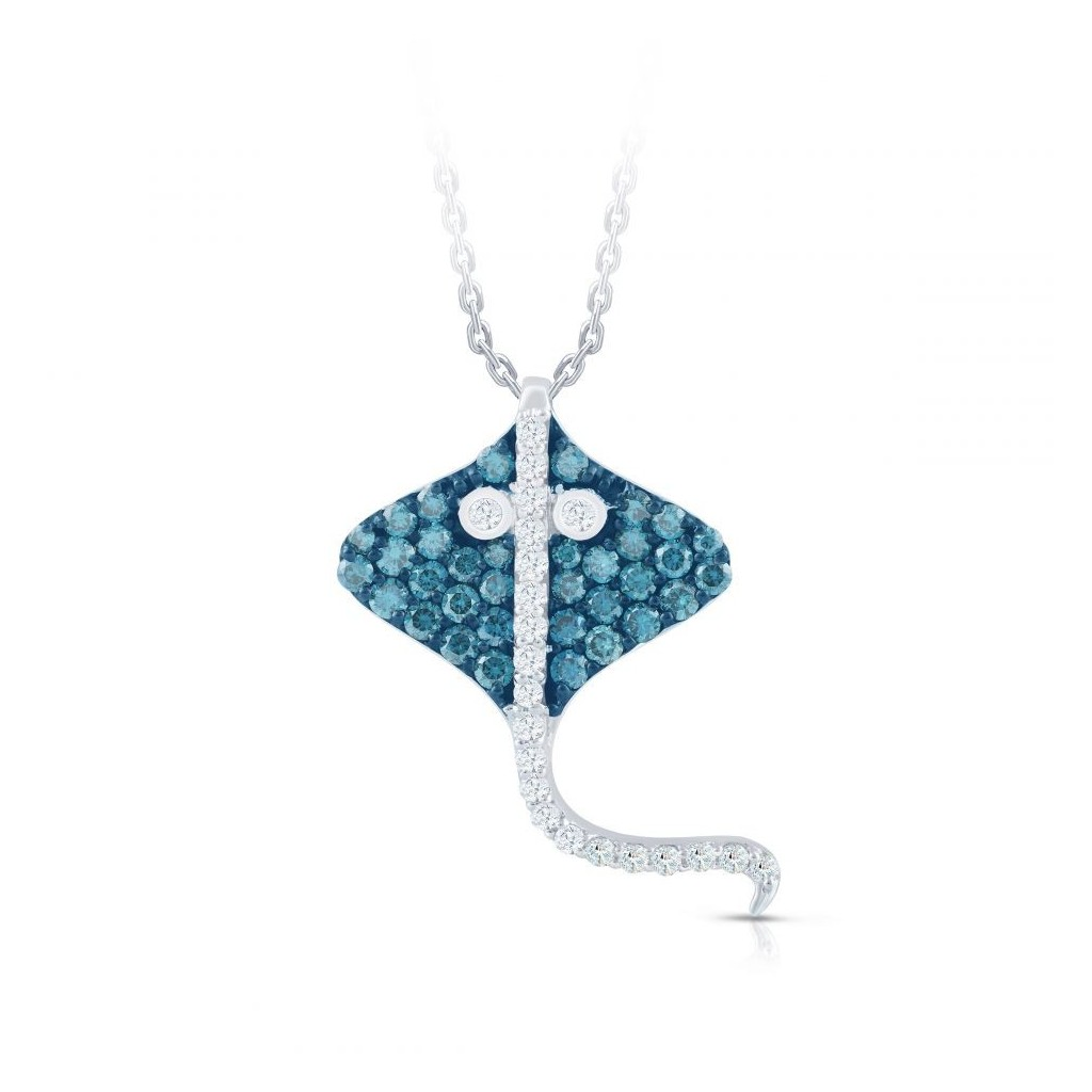 Blue Diamond Sea Life Collection - Stingray