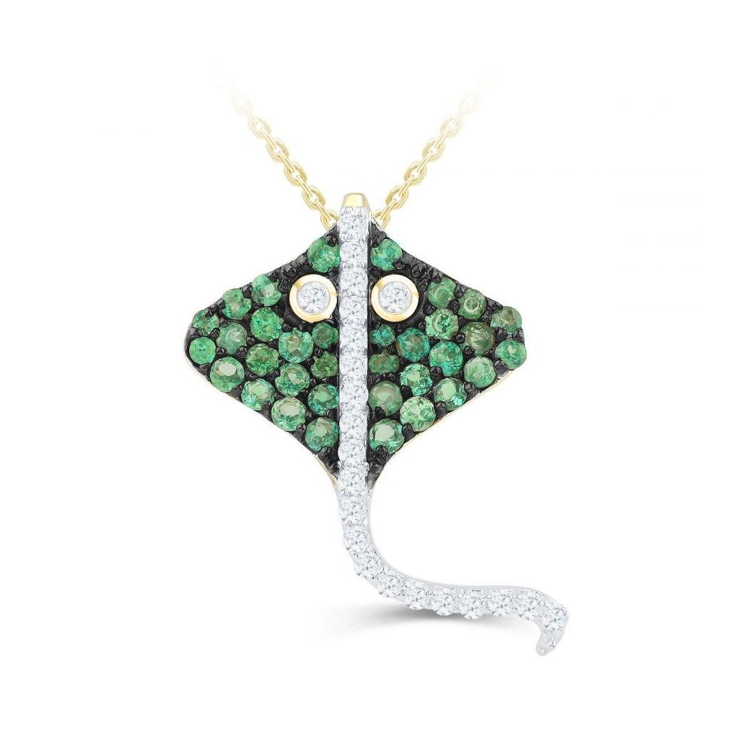 Alexandrite Sea Life Collection- Stingray