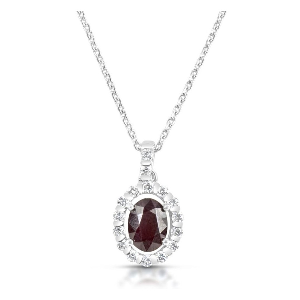 Ruby Pendent with 1.27 Carats