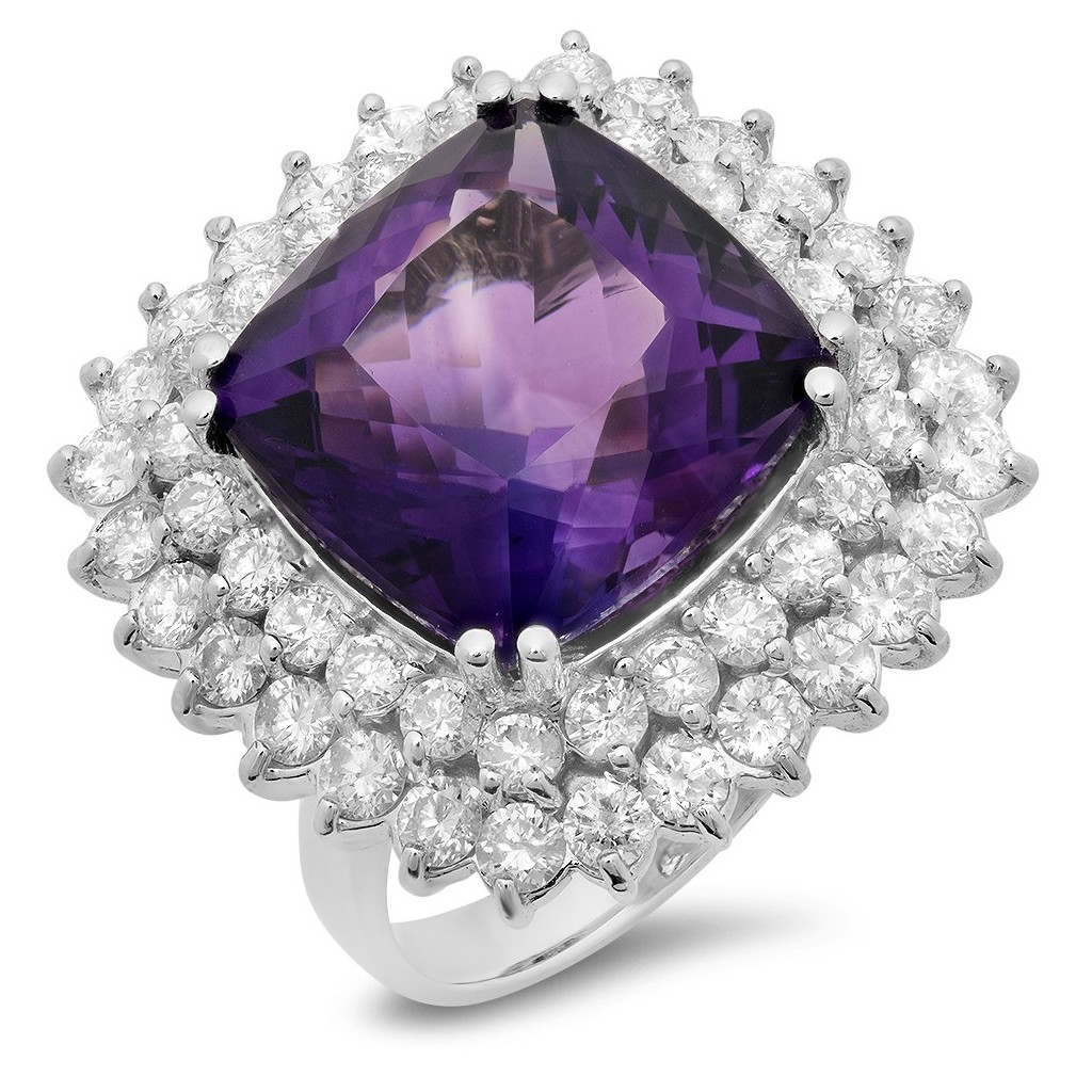PMI 14W@12.6 52RD@2.81 1AMY@11.70 APPROX CLOSEOUT AMETHYST