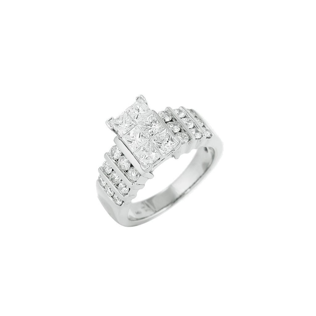 14K 2.00CTW Diamond Ring