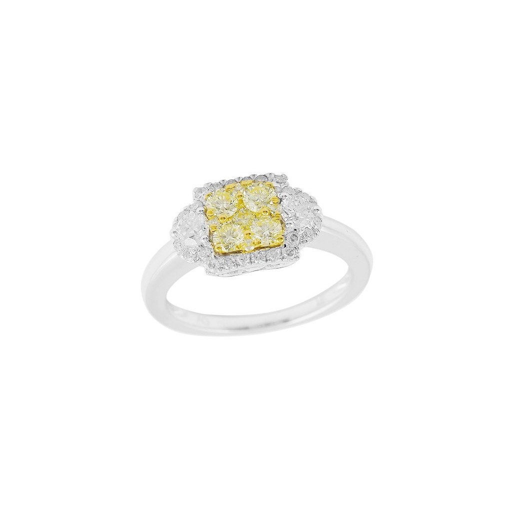 Diamond Ring with 1.00 Carats
