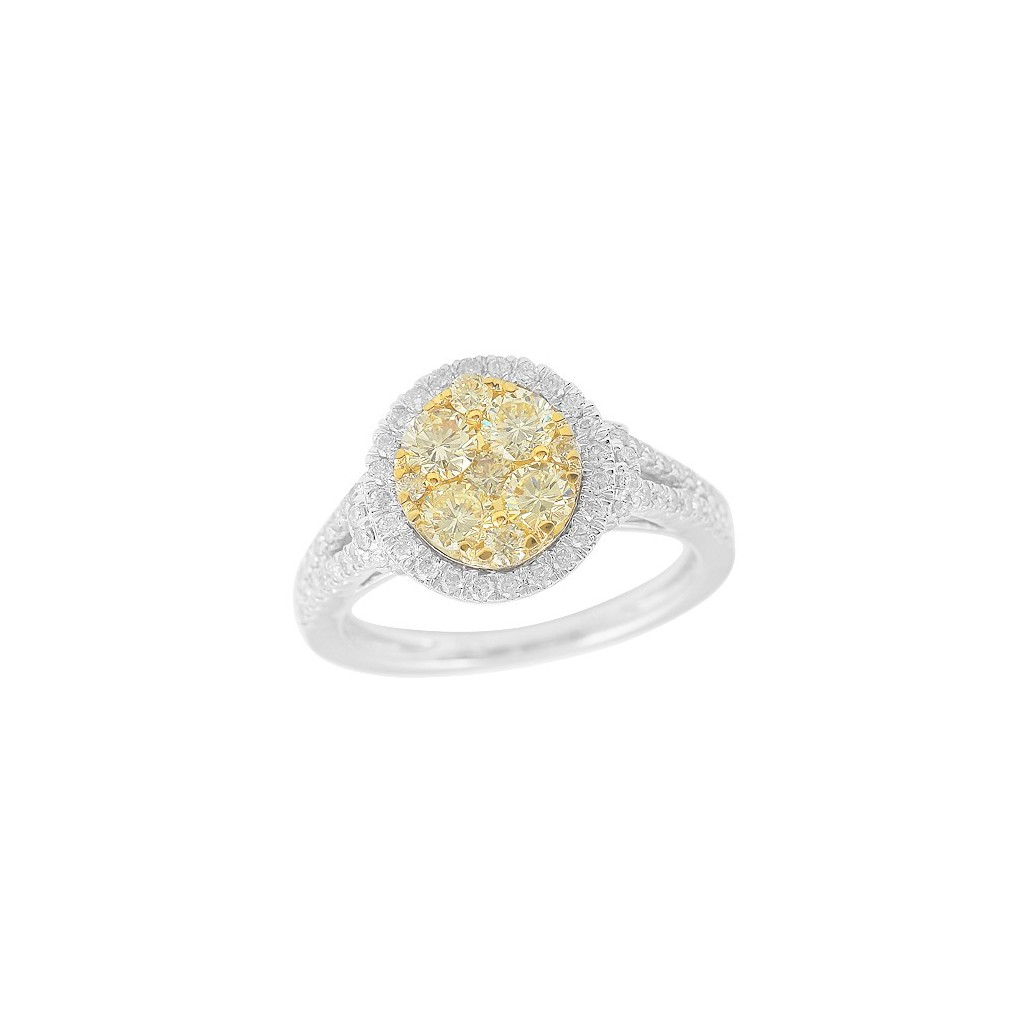 Diamond Ring with 1.50 Carats