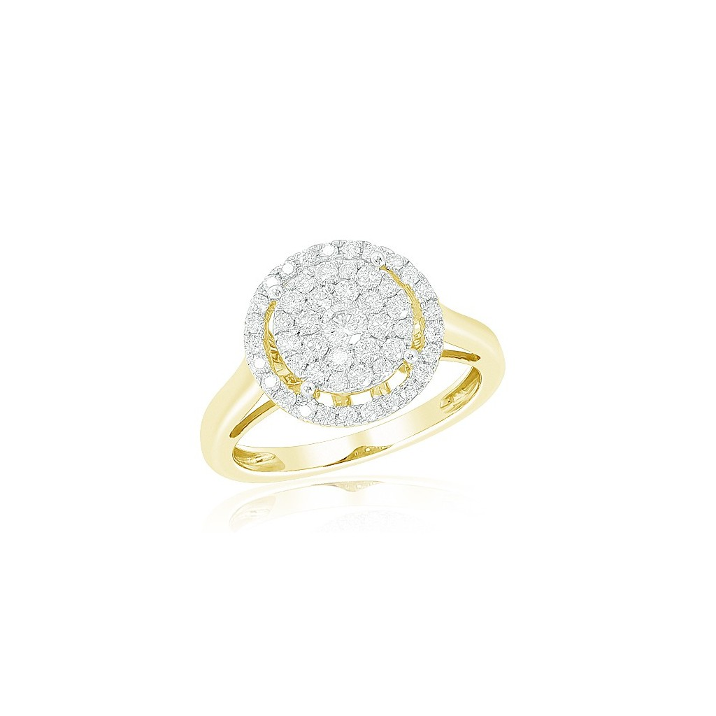 Diamond Ring with 0.50 Carats