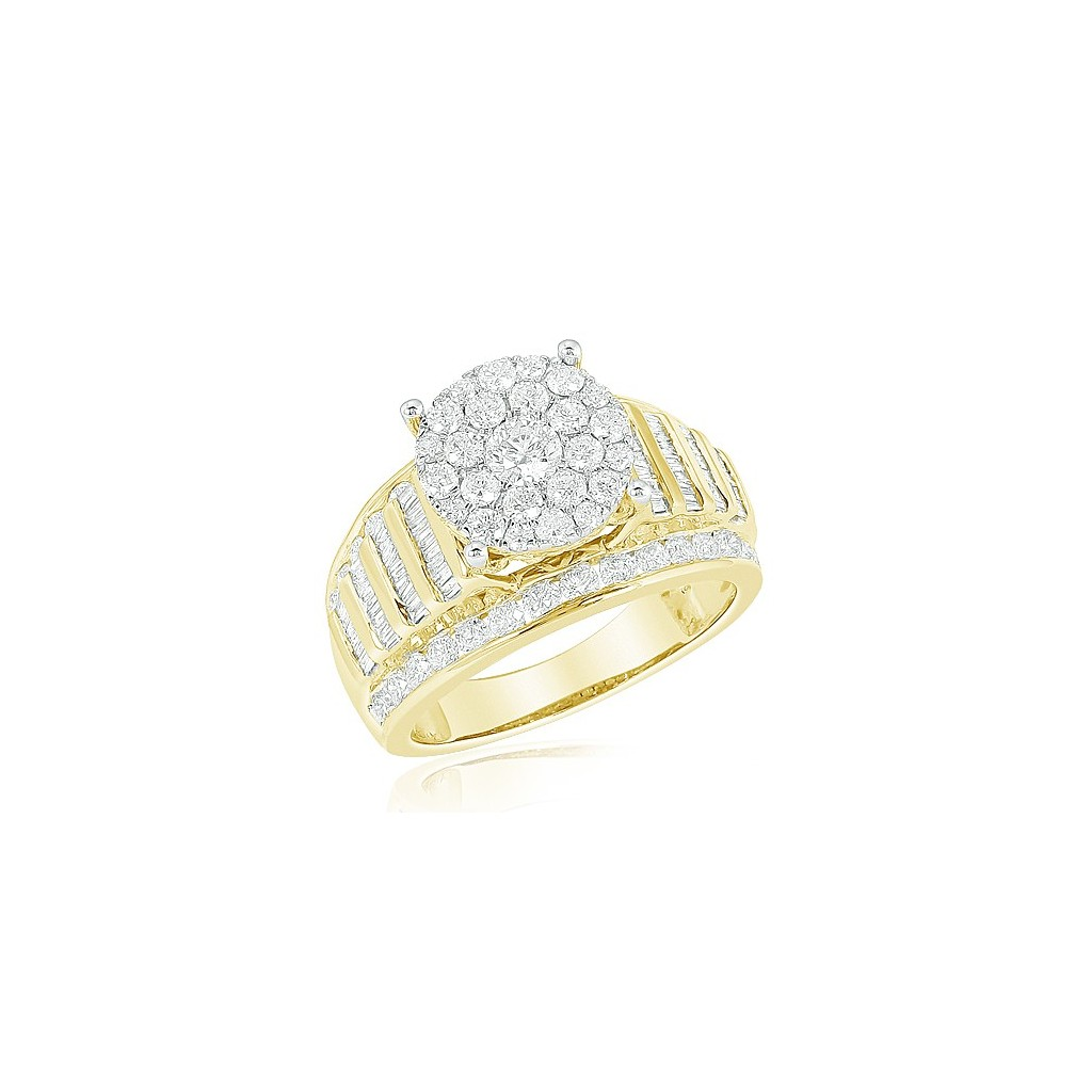 Diamond Ring with 2.00 Carats