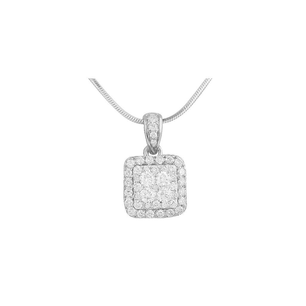14kw 1.00ctw Diamond...
