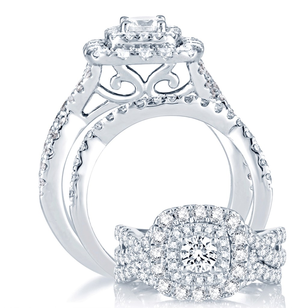 Engagement Rings 2 cts -40603