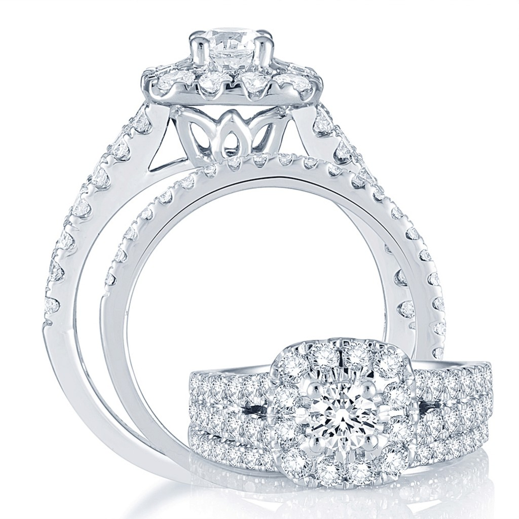 Engagement Rings 2 cts -40604