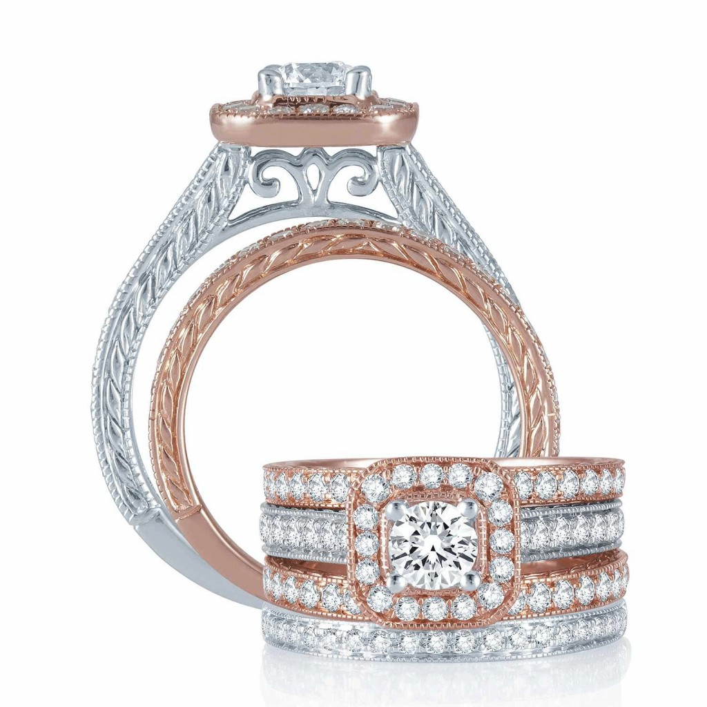Engagement Ring Sets - 2.02cts - 41002