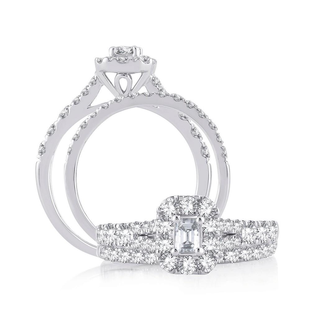 1ct Diamond Ring - 50521