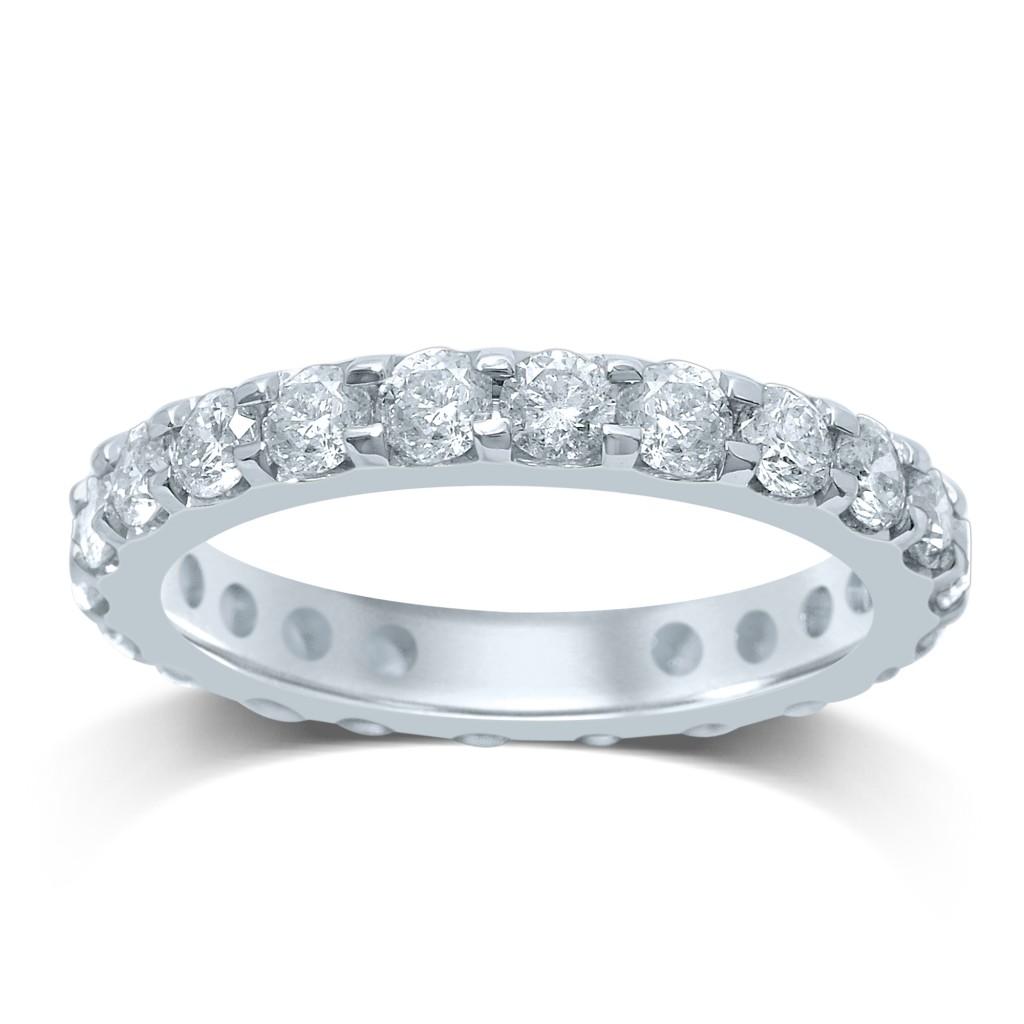 Eternity Band 2 carats
