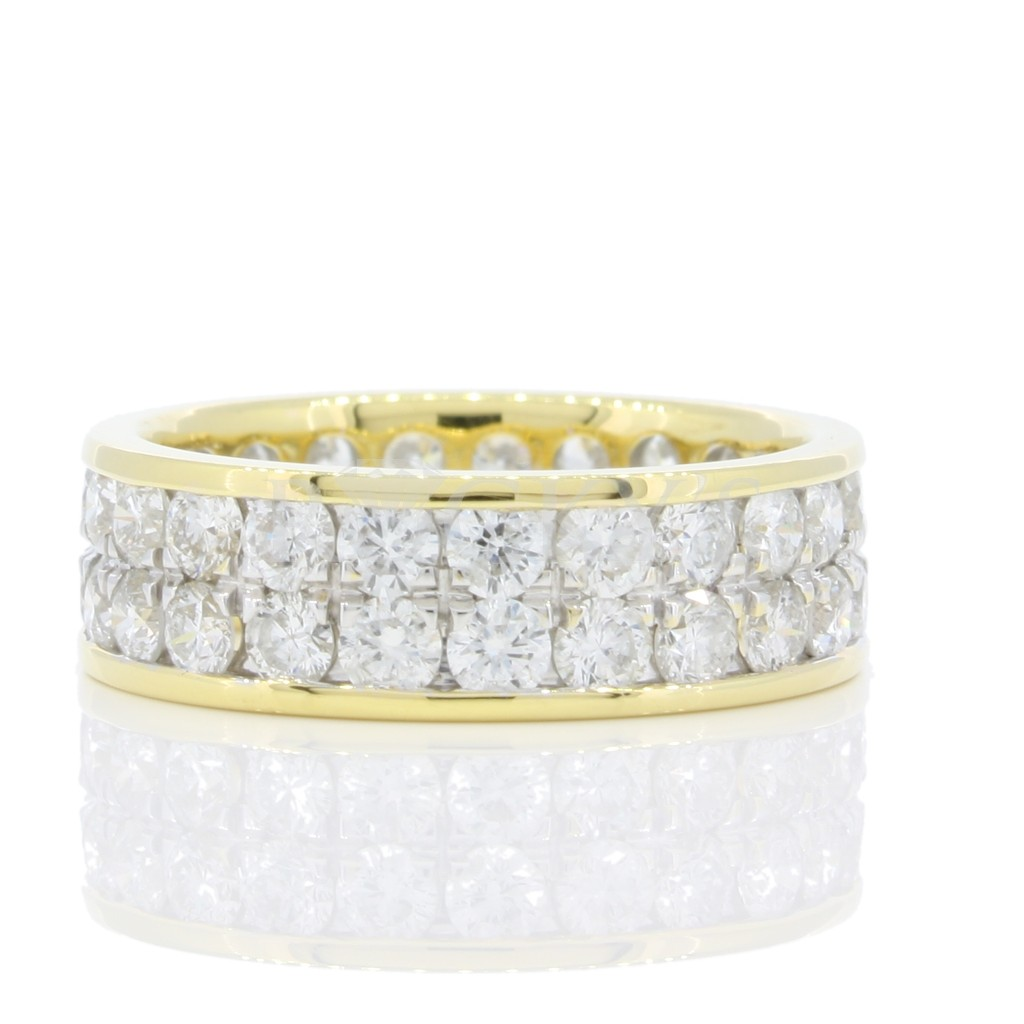 Eternity Band with 2.98 Carats