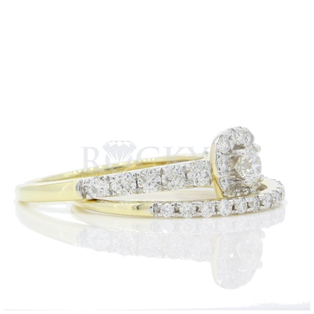 Diamond Engagement Set 1.00 carats