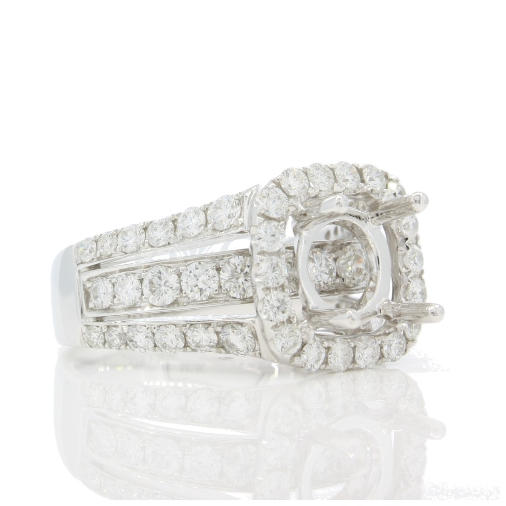 Engagement Ring with 1.86 Carats