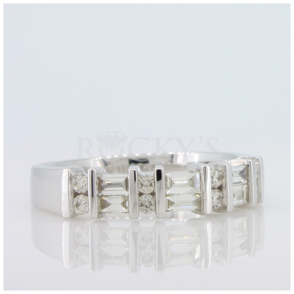 Diamond Band 0.42 carats