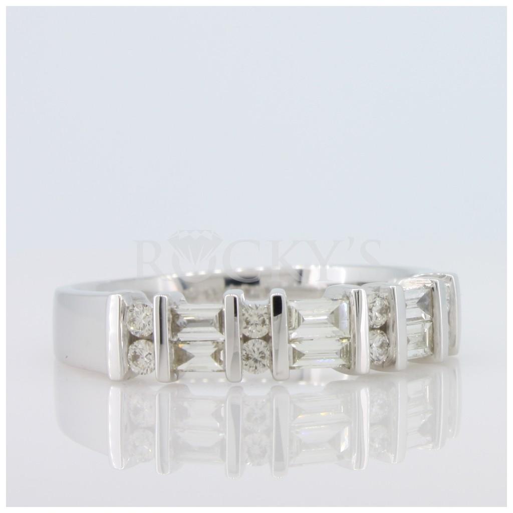 Diamond Band .42 carats