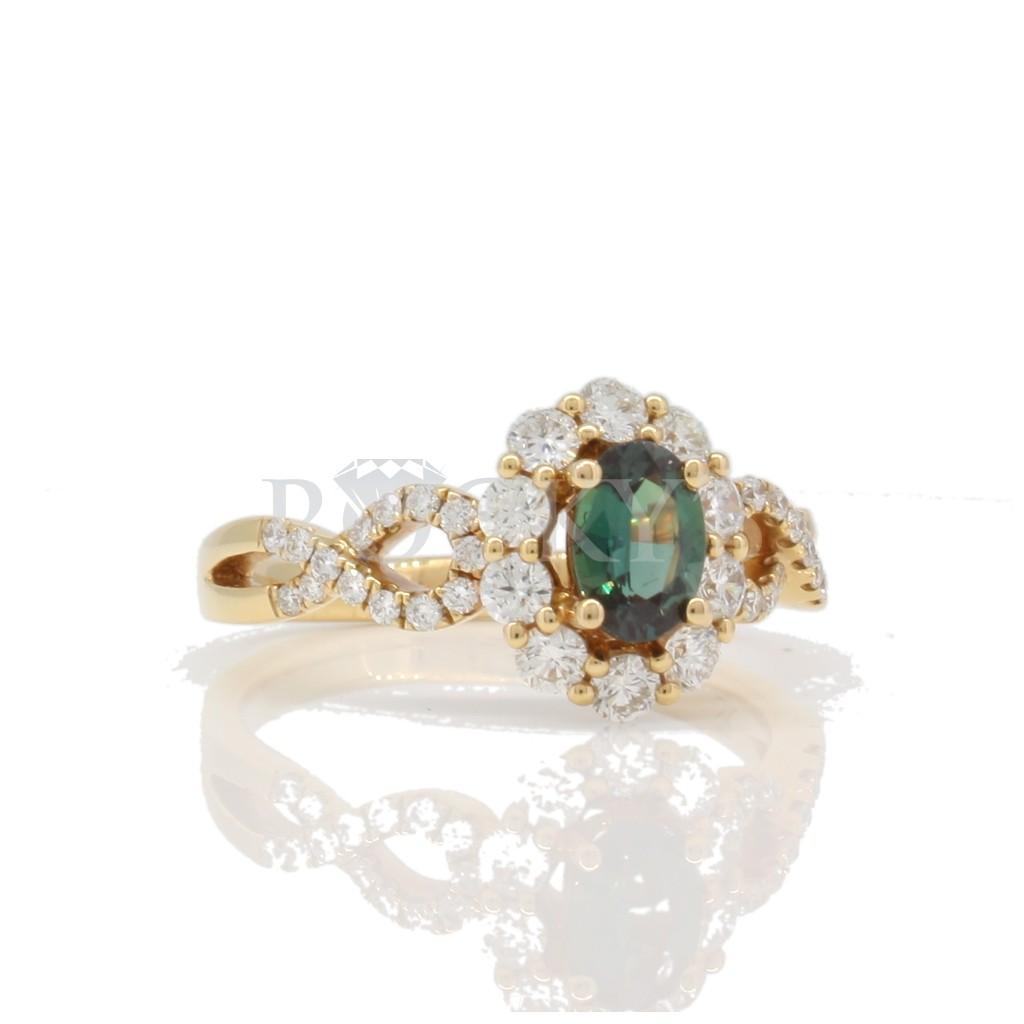 Alexandrite Ring 1.12 carats