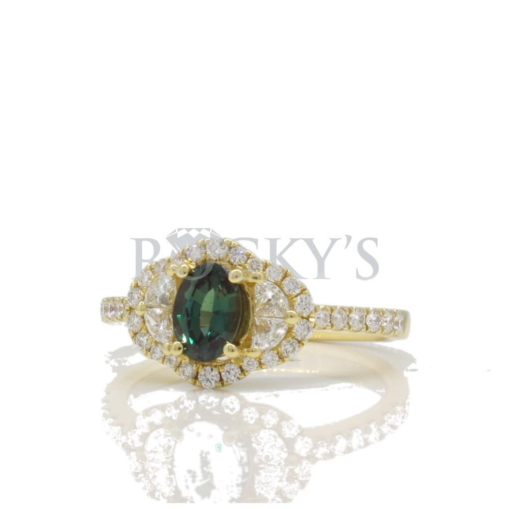 Alexandrite Ring 1.15 carat