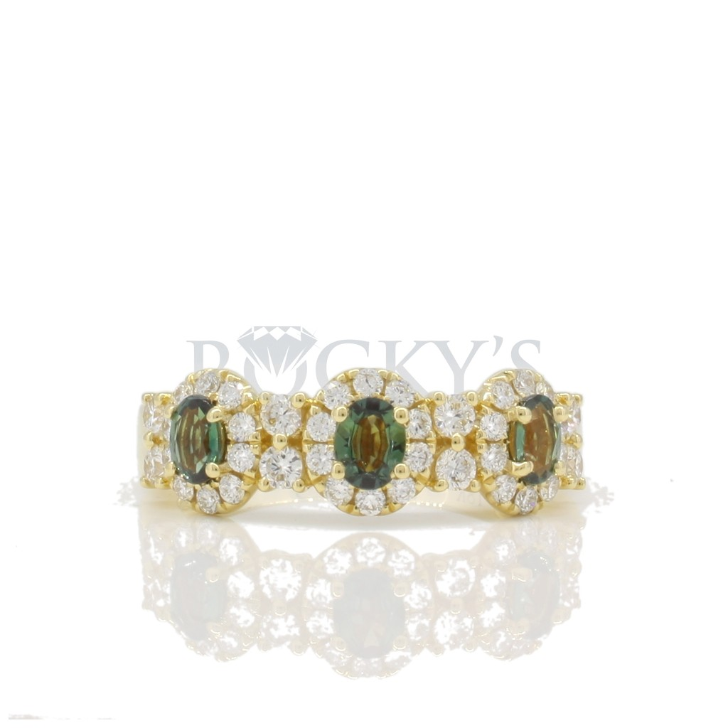 Alexandrite Ring 1.00 carat
