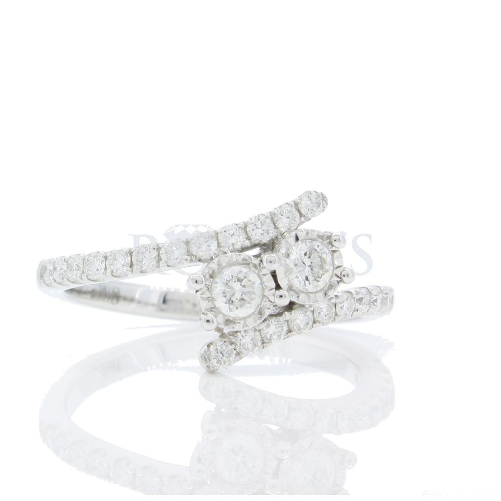 Diamond Ring with 0.55 carat