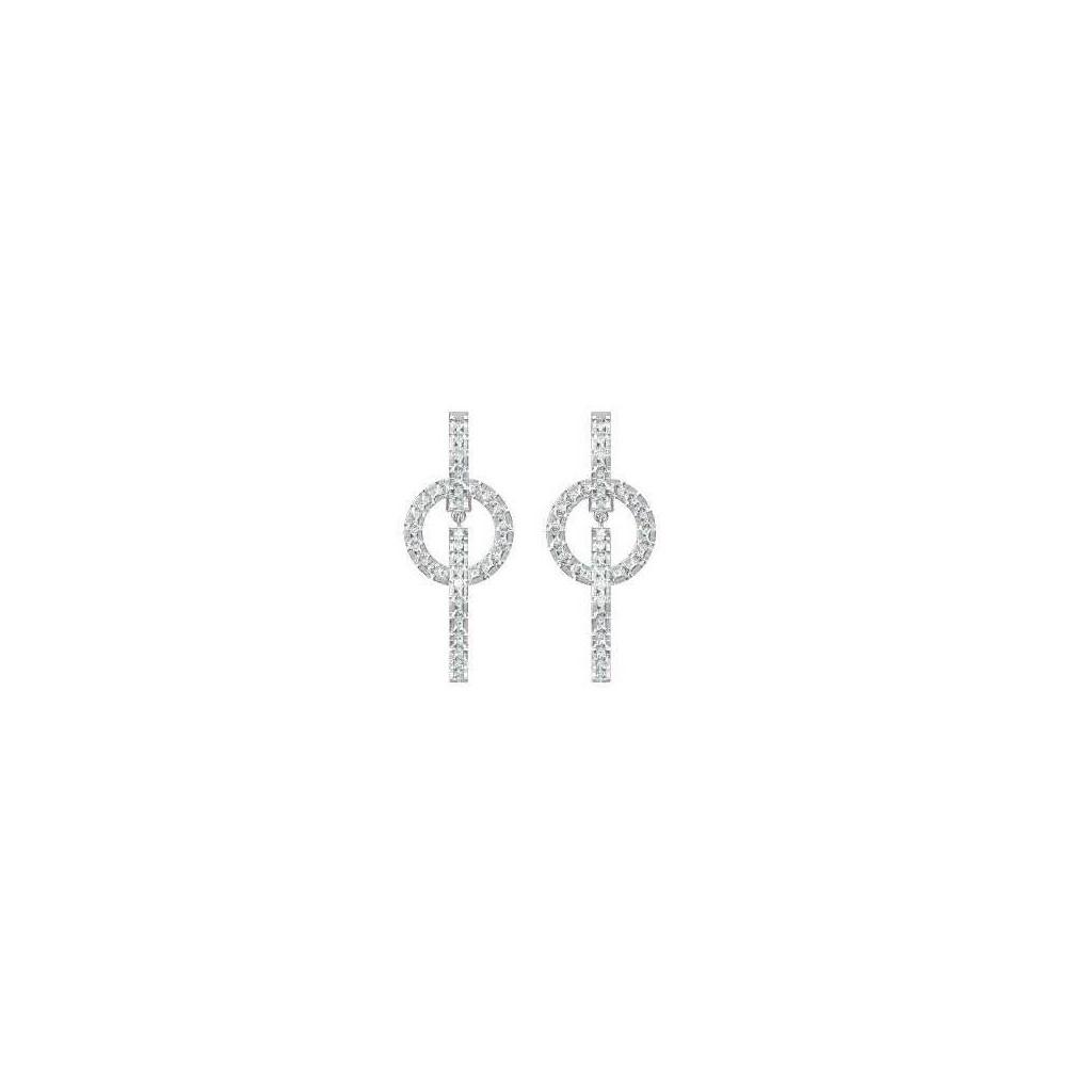 Diamond Earrings with 4.26 carat
