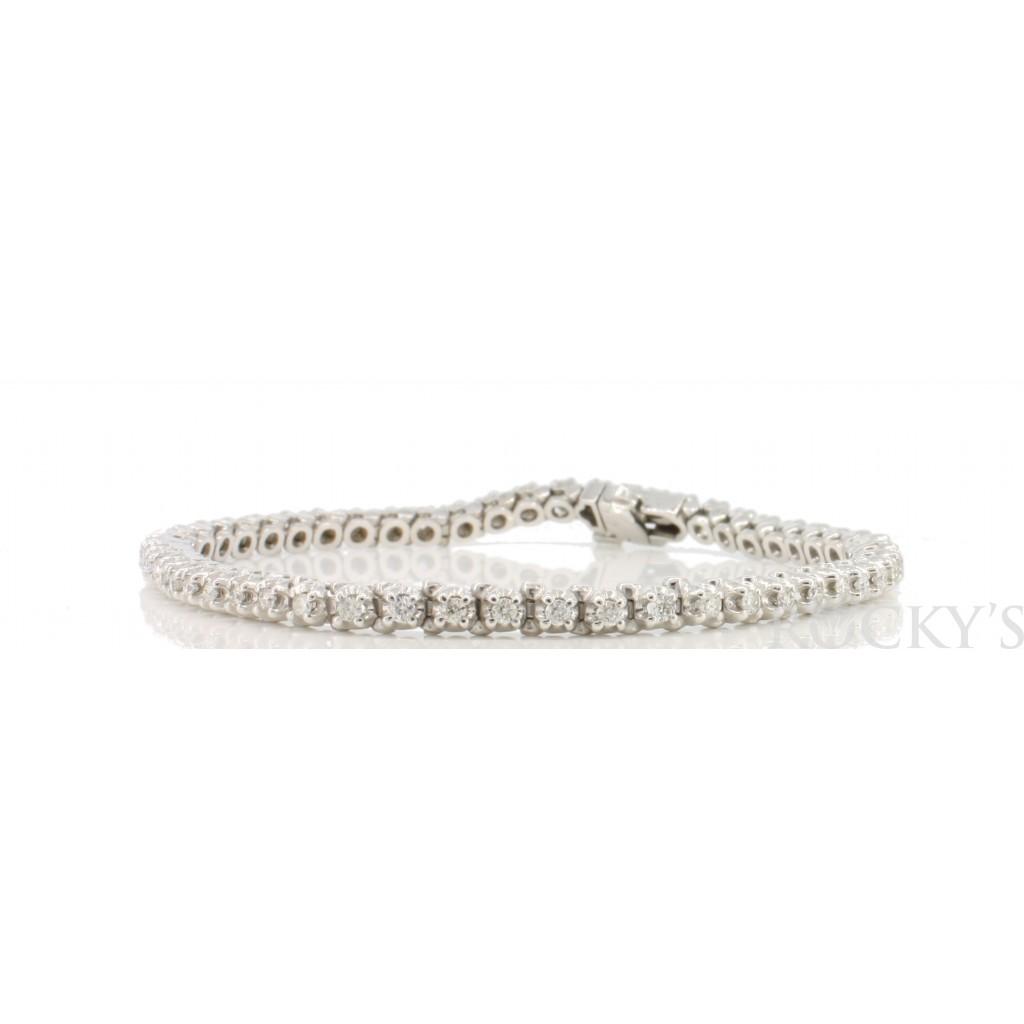 Women's Diamond Bracelet with 1.00 Carats