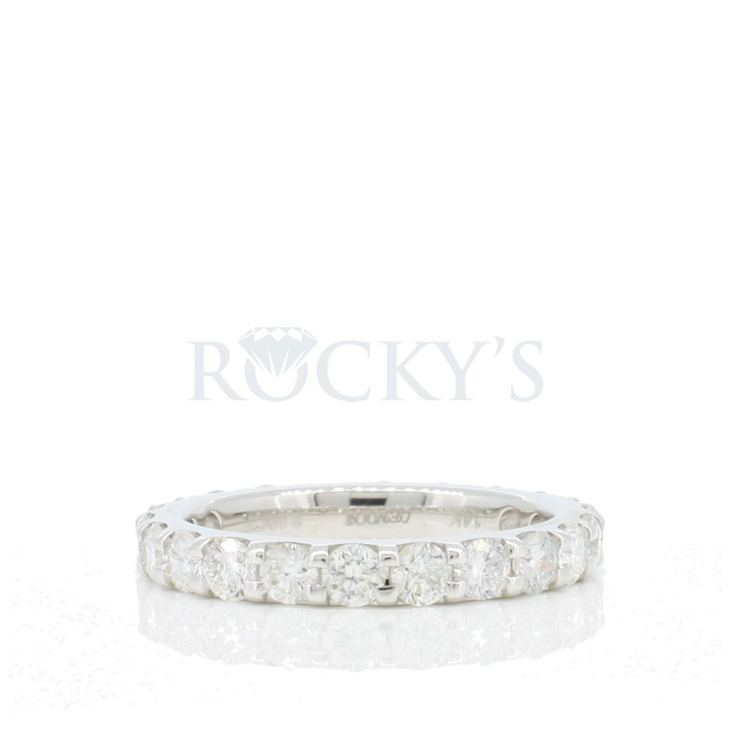 Diamond Eternity Band with 2.00 Carats