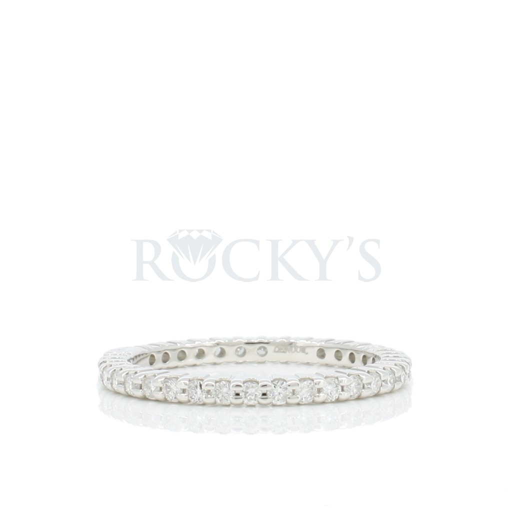 Diamond Eternity Band with 0.50 Carats
