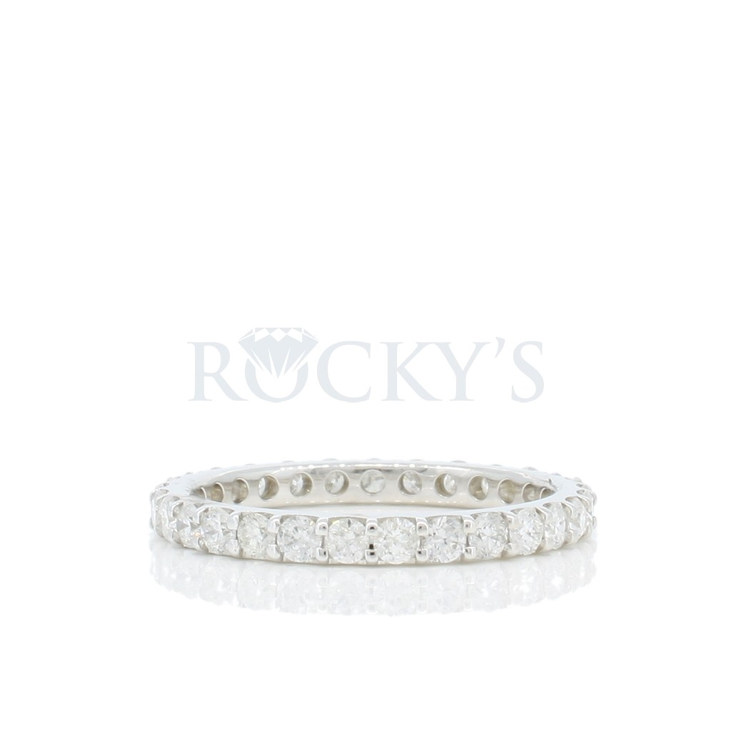 Diamond Eternity Band with 1.00 Carats