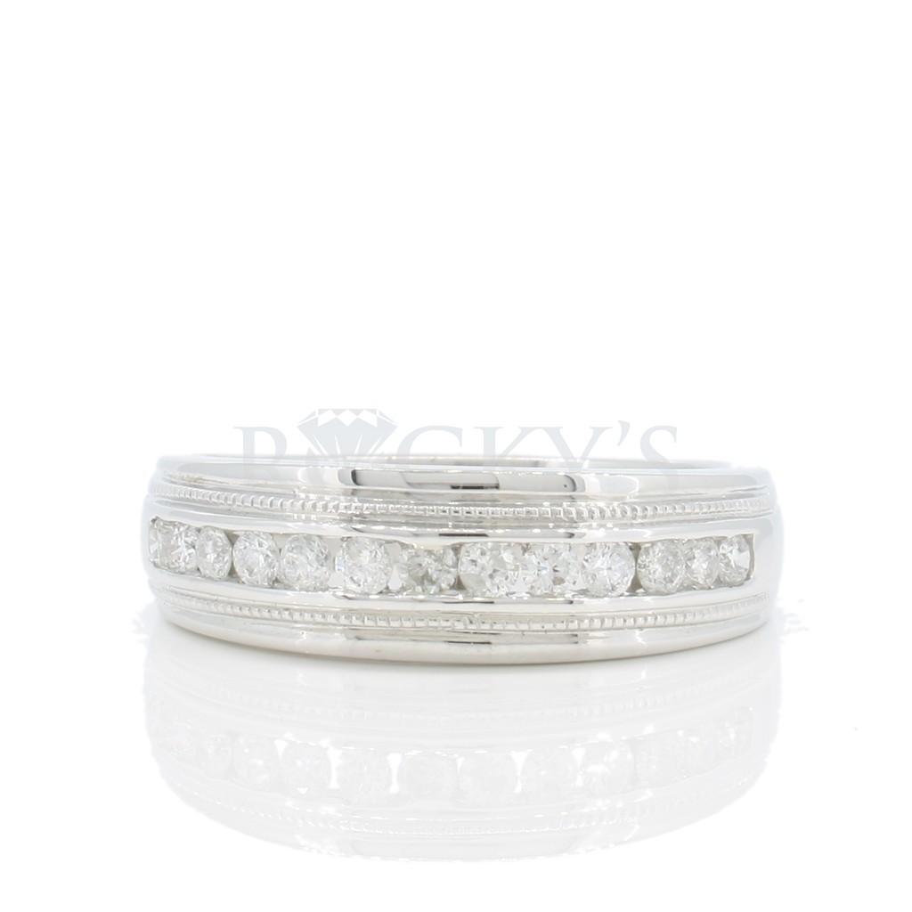 Men's Diamond Ring 0.50 carats