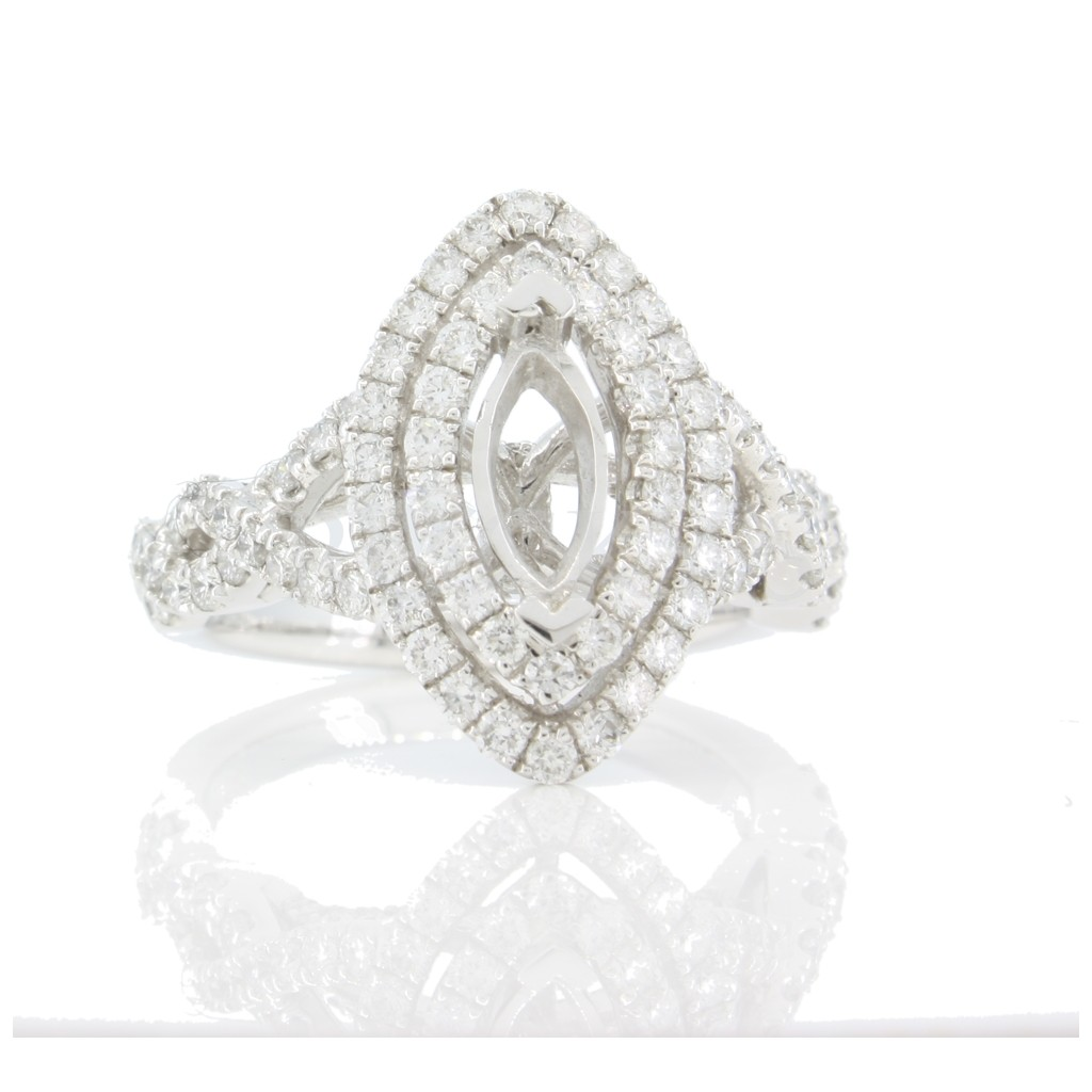 Diamond Ring with 1.39 Carats