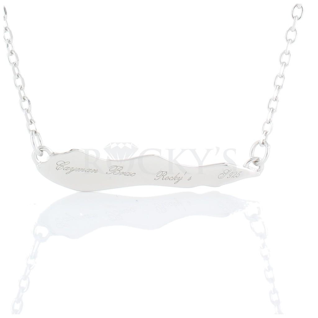 Silver sterling Cayman Brac