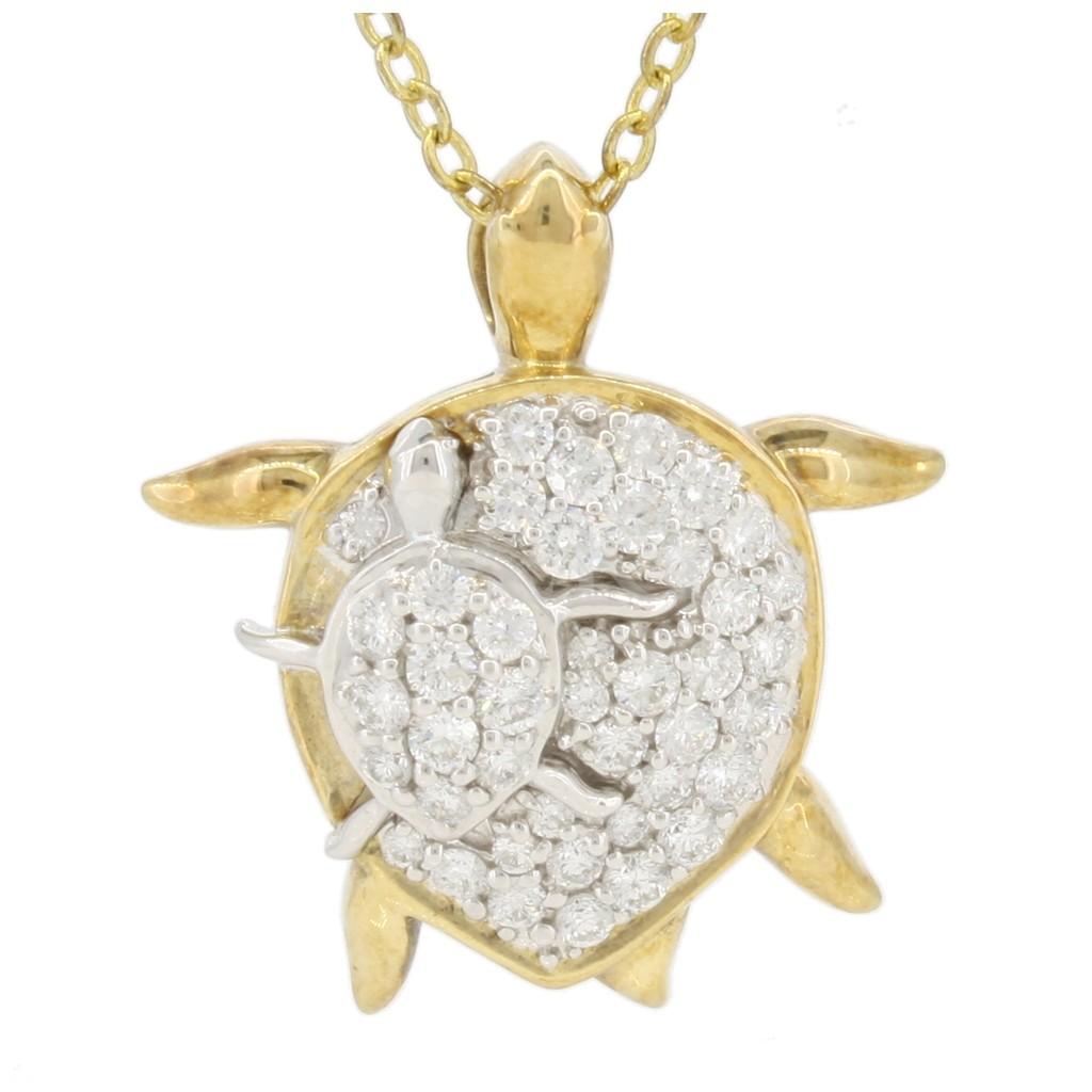 Diamonds Turtle - Sea life...