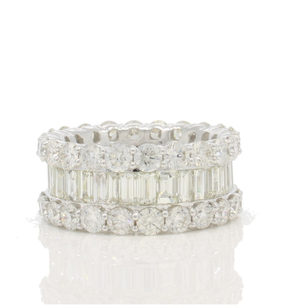 Eternity Band with 7.71 Carats