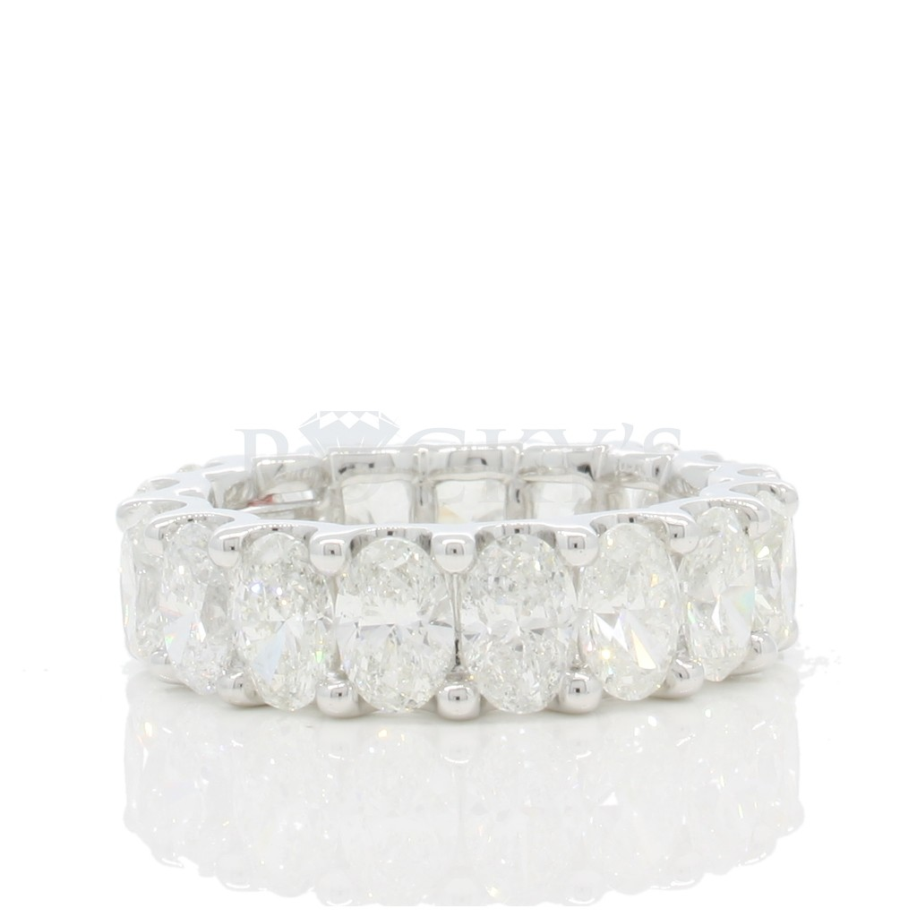 Eternity Band with 6.987 Carats