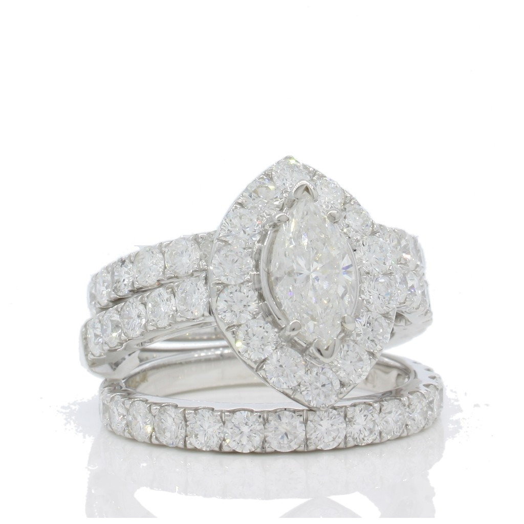 Diamond Ring with 4.27 Carats