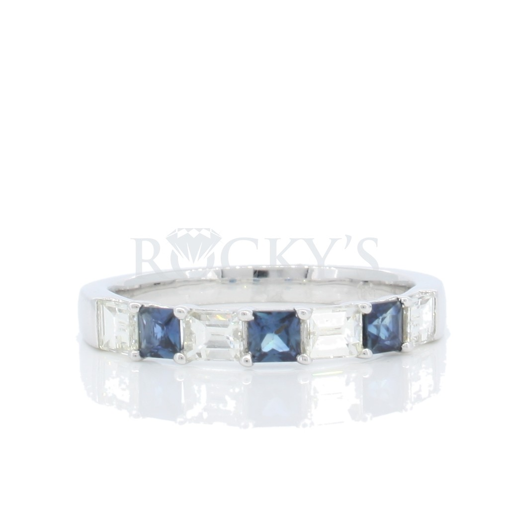 Sapphire Ring with 1.37 Carats