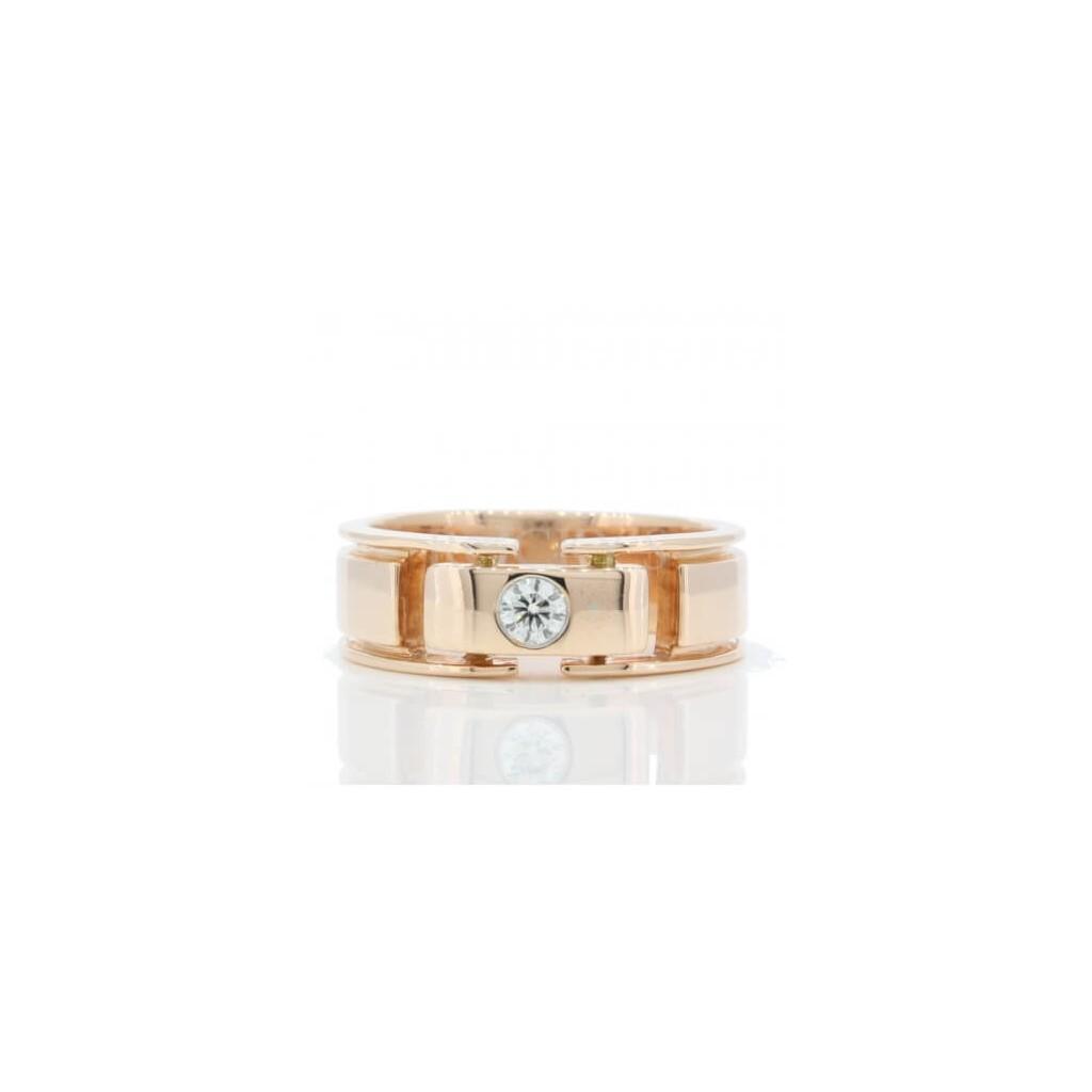 Diamond Ring with 0.18 Carat