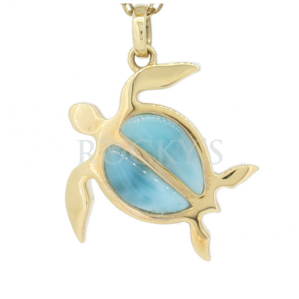 LARIMAR SEA LIFE COLLECTION - TURTLE