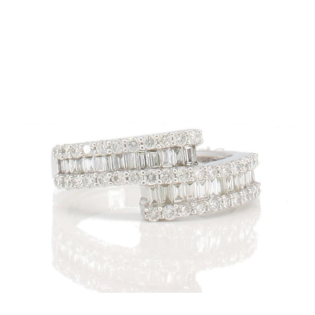 Baguette Diamond Ring wtih 1.07 carats
