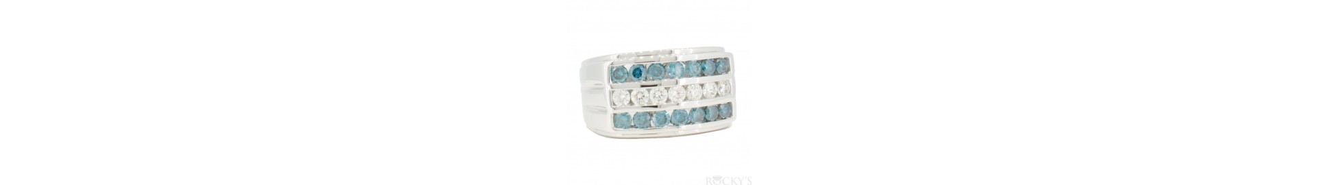 Buy Online Ring Mens Collections From Rocky's Diamond Gallery