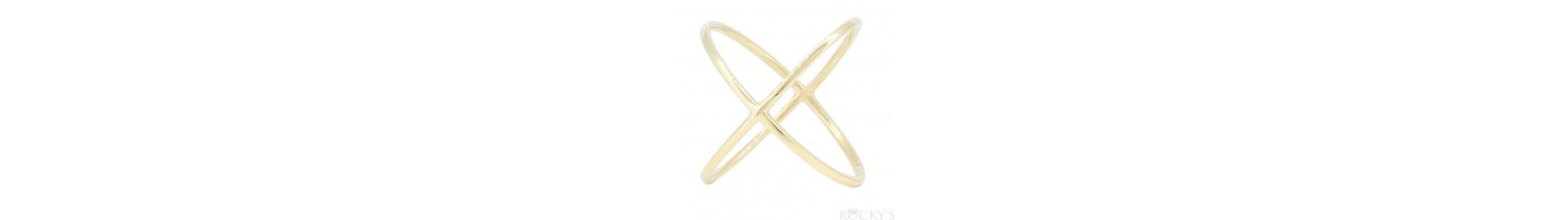 Ladies Gold Ring's