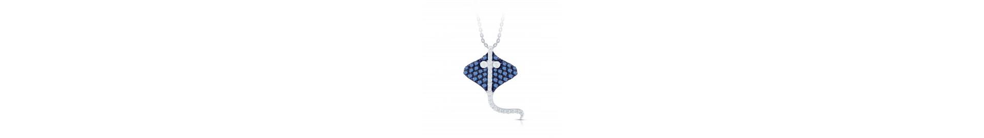 Cayman Sea Life Collection Jewelry | Rocky's Diamond Gallery Cayman
