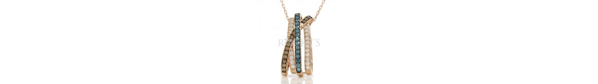 Multi  Color Diamonds