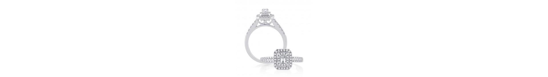 Rings Under US $ 1500