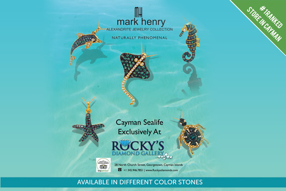 Cayman Sea Life Collection